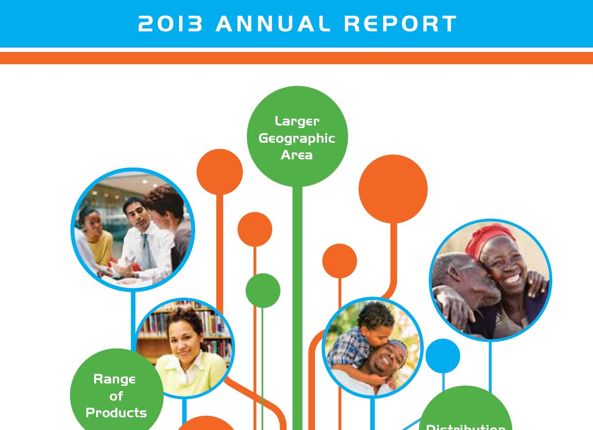 2013 Annual Report - North Carolina Mutual